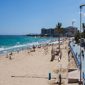 Playa de San Gabriel - Alicante